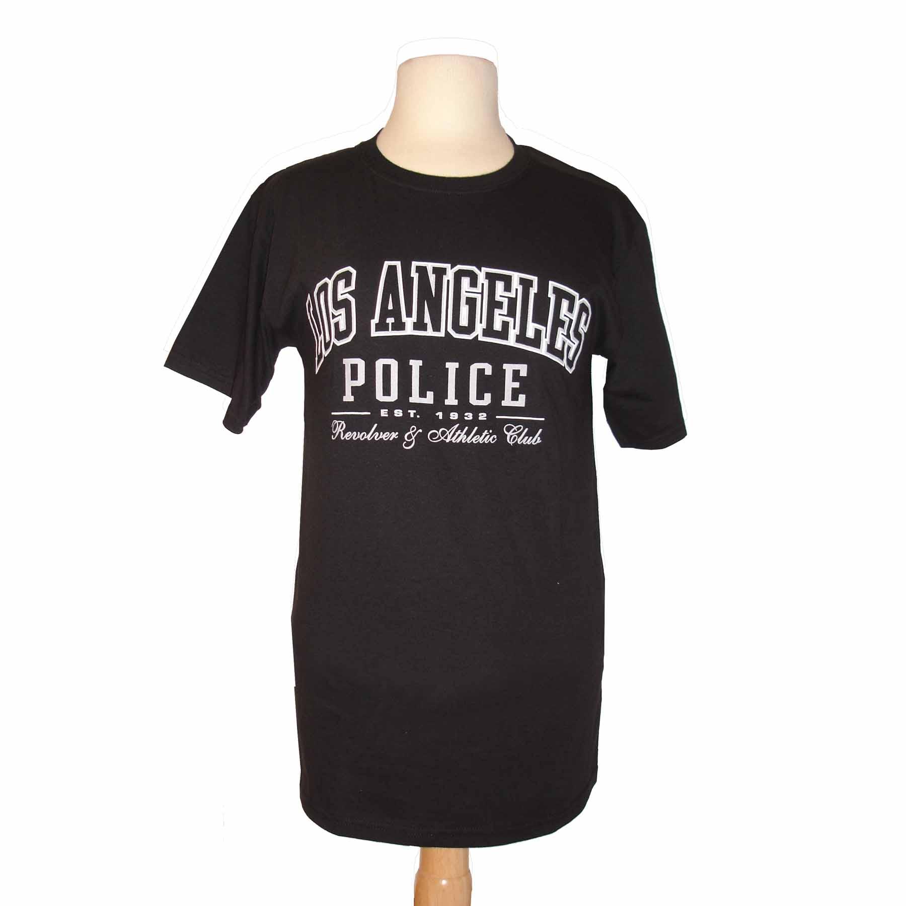 T-shirt_Los_Angeles_Police_Revolver_&_Athletic_Club